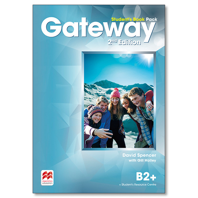 GATEWAY B2 + SECOND EDITION