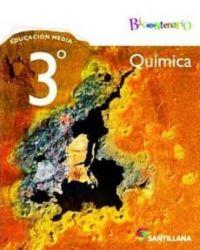 QUIMICA 3 MEDIO BICENTENARIO
