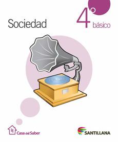 SOCIEDAD 4 BASICO CASA DEL SABER