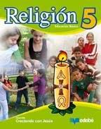 RELIGION 5 BASICO COLEC. SOMOS EL PUEBLO DE DIOS