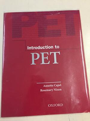 PET MASTERCLASS INTERMEDIATE STUDENT BOOK