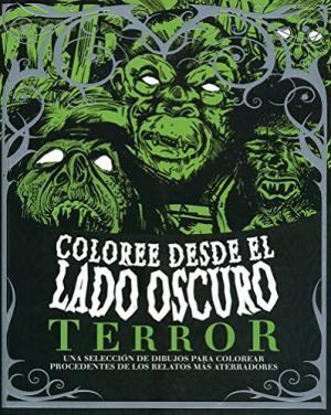 COLOREE DESDE EL LADO OSCURO TERROR