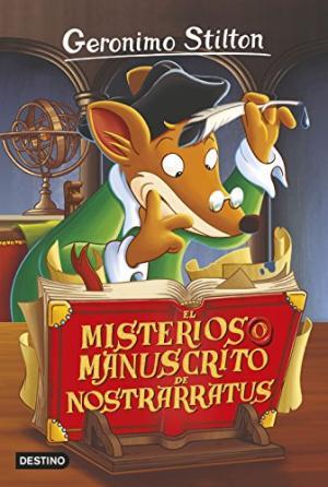 GS 3 EL MISTERIOSO MANUSCRITO DE NOSTRARRATUS