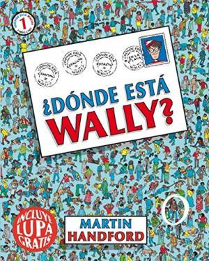 DONDE ESTA WALLY MINI