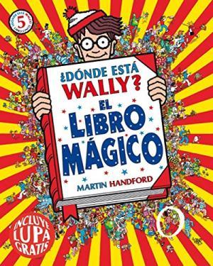 DONDE ESTA WALLY EL LIBRO MAGICO MINI