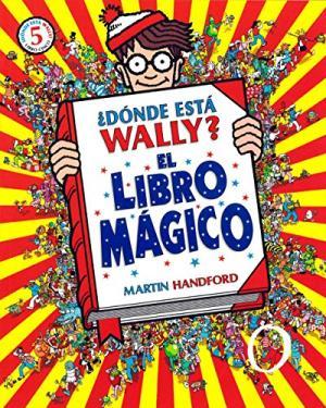 DONDE ESTA WALLY 5 EL LIBRO MAGICO