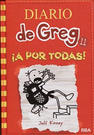 DIARIO DE GREG 11 A POR TODAS