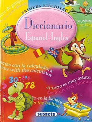 DICCIONARIO ESPAÑOL – INGLES