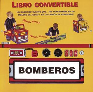 BOMBEROS LIBRO CONVERTIBLE