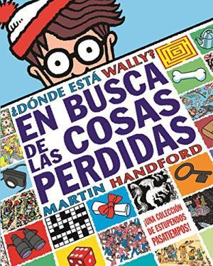 DONDE ESTA WALLY EN BUSCA DE LAS COSAS PERDIDAS