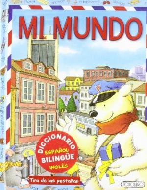 MI MUNDO DICCIONARIO ESPAÑOL INGLES