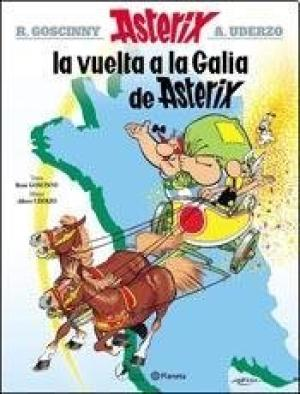 ASTERIX 5 LA VUELTA A LA GALIA DE ASTERIX