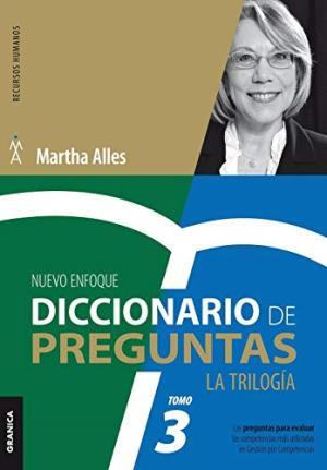 DICCIONARIO DE PREGUNTAS LA TRILOGIA TOMO 3