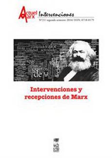 INTERVENCIONES Y RECEPCIONES DE MARX