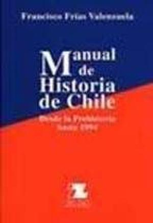 MANUAL DE HISTORIA Y GEOGRAFIA DE CHILE