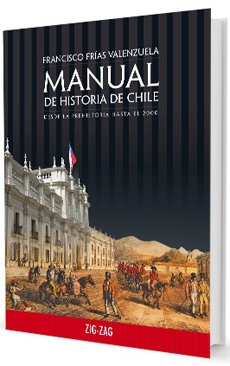 MANUAL DE HISTORIA DE CHILE FRANCISCO FRIAS VALENZ