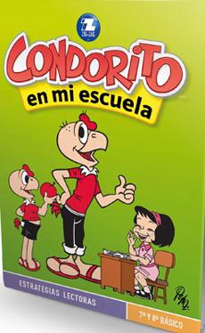 CONDORITO EN MI ESCUELA 7 Y 8 BASICO