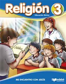 RELIGION 3 BASICO ME ENCUENTRO CON JESUS