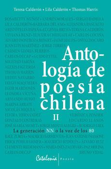 ANTOLOGIA DE POESIA CHILENA II