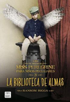 LA BIBLIOTECA DE ALMAS EL HOGAR DE MISS PEREGRINE3