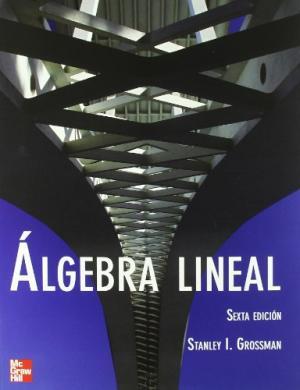 ALGEBRA LINEAL SEXTA EDICION