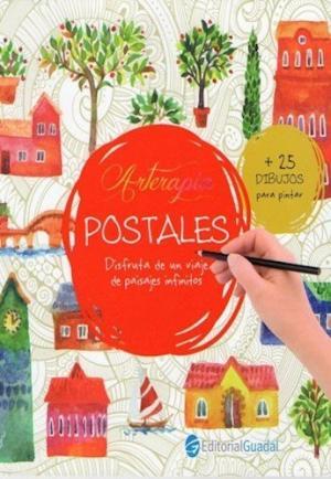 ARTETERAPIA POSTALES