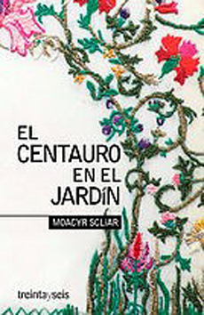 EL CENTAURO EN EL JARDIN