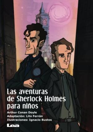 LAS AVENTURAS DE SHERLOCK HOLMES PARA NIÑOS