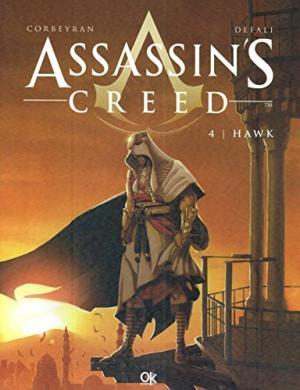 ASSASINS CREED 4 HAWK