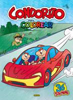 CONDORITO AUTOS PARA COLOREAR