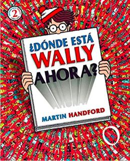 DONDE ESTA WALLY 2 AHORA