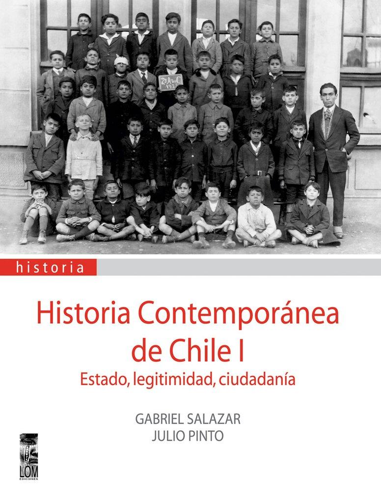 HISTORIA CONTEMPORANEA DE CHILE I