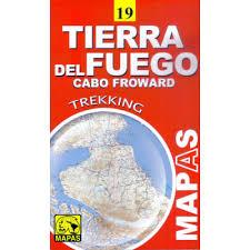 MAPA TIERRA DEL FUEGO N°19