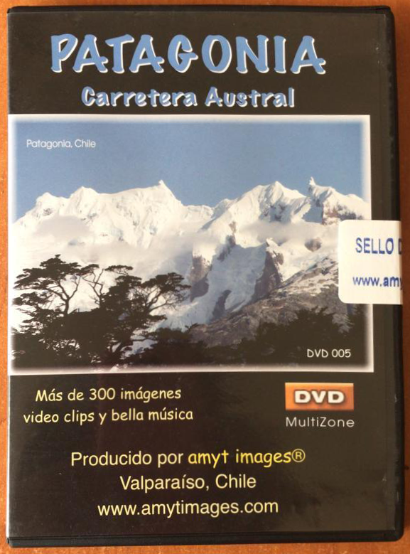 DVD PATAGONOA CARRETERA AUSTRAL