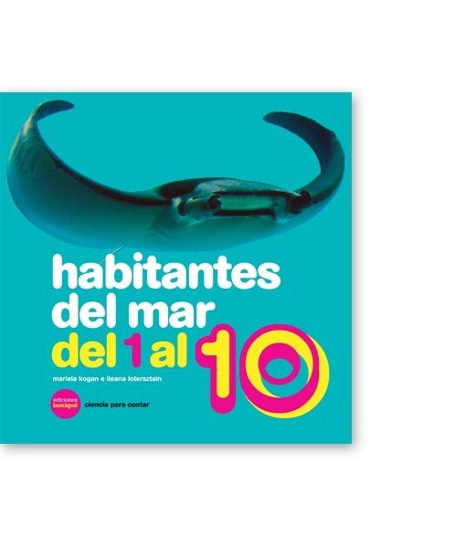 HABITANTES DEL MAR DEL 1 AL 10