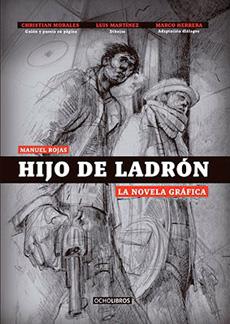 HIJO DE LADRON NOVELA GRAFICA