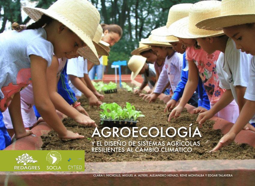 AGROECOLOGIA Y EL DISEÑO DE SISTEMAS AGRICOLAS
