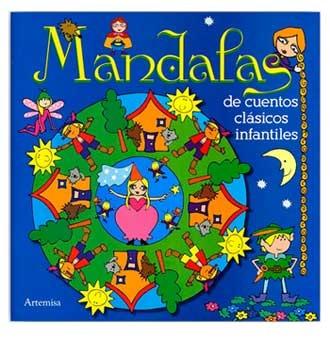 MANDALAS DE CUENTOS CLASICOS INFANTILES