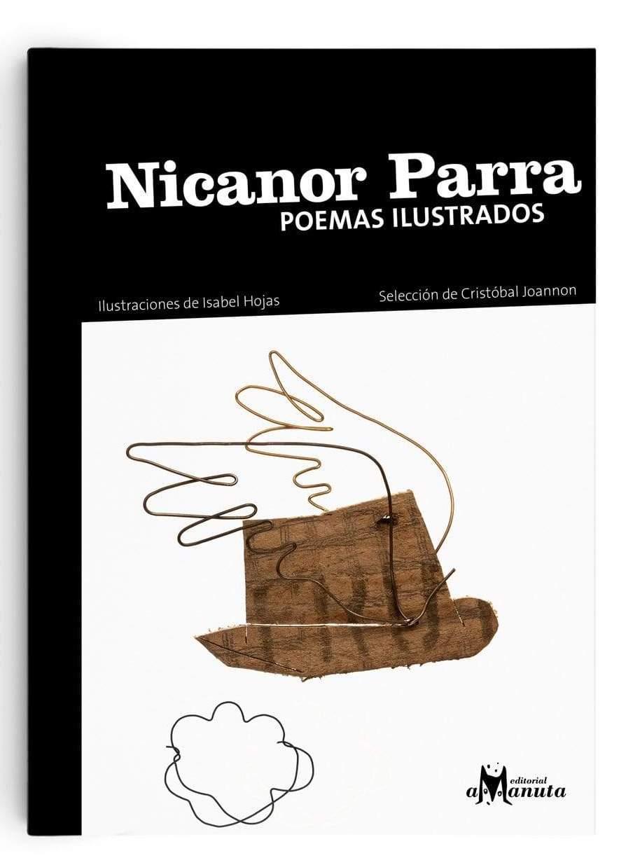 NICANOR PARRA POEMAS ILUSTRADOS