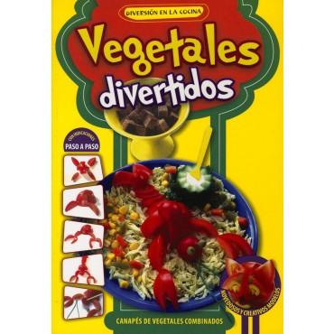 VEGETALES DIVERTIDOS SERIE DIVERSION EN LA COCINA