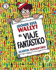 DONDE ESTA WALLY 3 EL VIAJE FANATASTICO