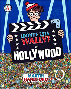 DONDE ESTA WALLY 4 EN HOLLYWOOD