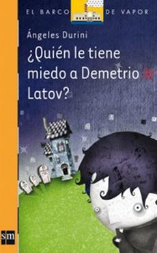 QUIEN LE TIENE MIEDO A DEMETRIO LATOV