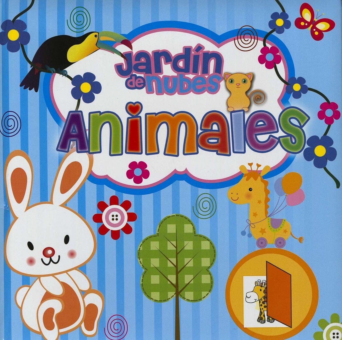 ANIMALES JARDIN DE NUBES