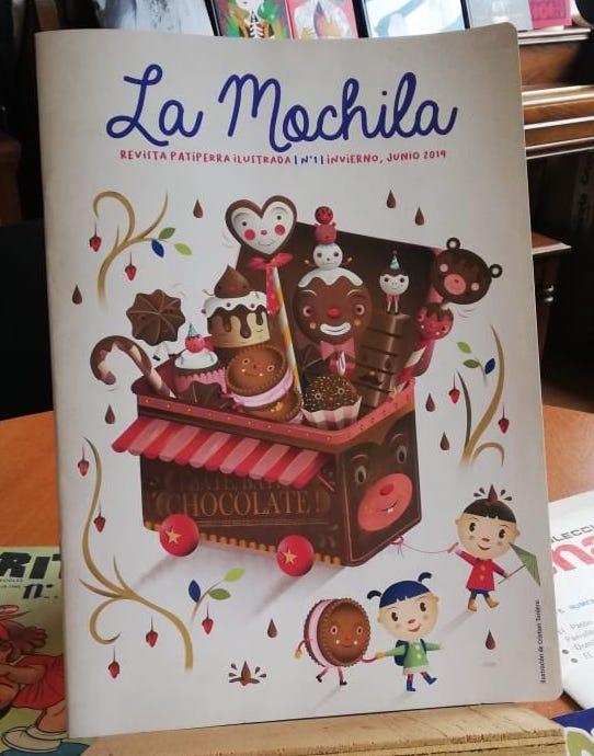 LA MOCHILA REVISTA N1