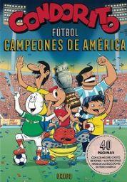 CONDORITO FUTBOL CAMPEONES DE AMERICA