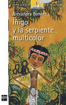 IÑIGO Y LA SERPIENTE MULTICOLOR