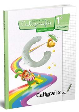 CALIGRAFIA EN CUADRICULA 1 BASICO 1 SEMESTRE CALIGRAFIX