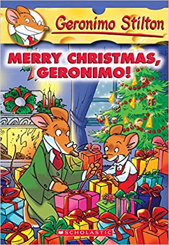 GS 12 MERRY CHRISTMAS GERONIMO