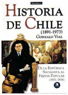 HISTORIA DE CHILE VOL 5